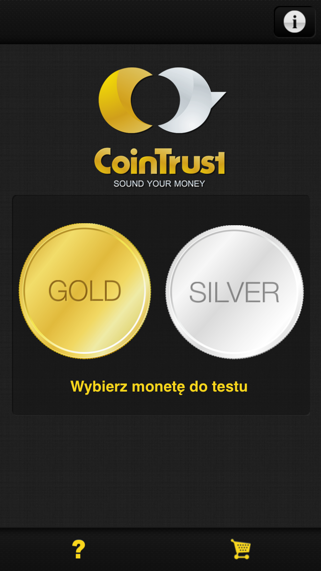 CoinTrust test - krok 1a