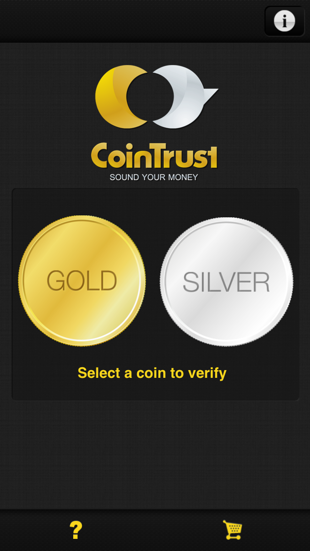 CoinTrust test - Step 1